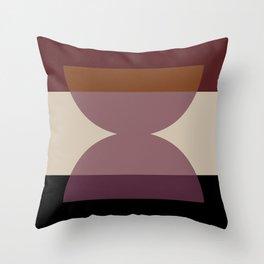 Abstract Minimalism VI Throw Pillow
