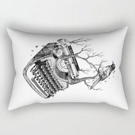 Magpie,  letterhief Rectangular Pillow