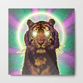 Embrace Yourself Metal Print