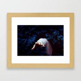 Where Are You Taking Me Framed Art Print