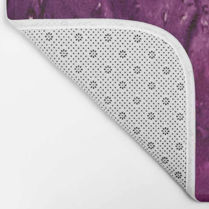 Wet: Purple Bath Mat