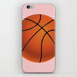 Basketball Ball iPhone Skin