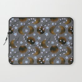 We shine togehter like the moon and the stars Laptop Sleeve
