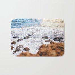 Wild Summer #society6 #print #decor #art Bath Mat