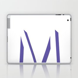 m is for melonie Laptop & iPad Skin