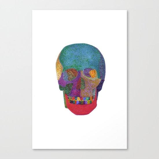Memento color Canvas Print