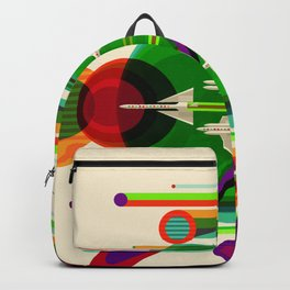 The Grand Tour Backpack