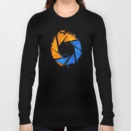 Aperture Vandal Long Sleeve T-shirt