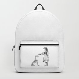 "Brix and Bailey ""Put Em Up"" Backpack"