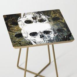 Skull Graffiti 1.0 Side Table