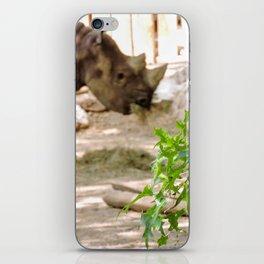 Rhino Munchies iPhone Skin