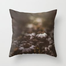 I was dizzy when we met Throw Pillow