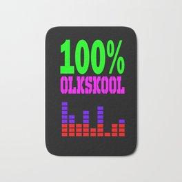 100% oldskool Bath Mat