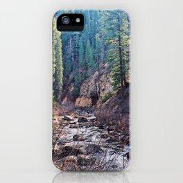 McCloud iPhone Case