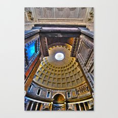 Grand Entrance Canvas Print