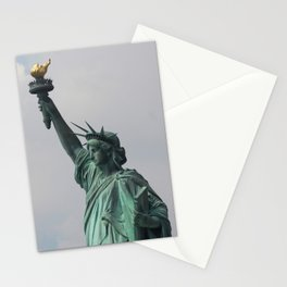 Statue of Liberty 4 Stationery Cards