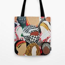 Palestinian Ladies Tote Bag