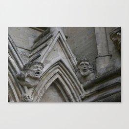 gargoyles Canvas Print