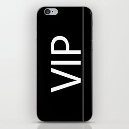 VIP Case for cell and laptop iPhone Skin