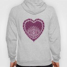 Boho Hearts Hoody
