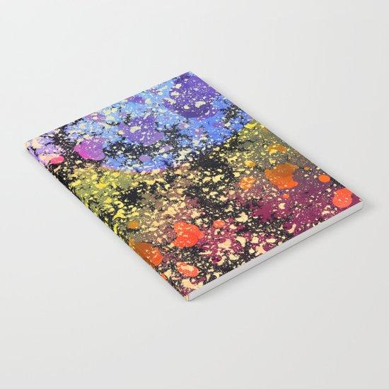 many dots III Notebook