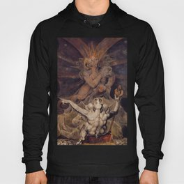 The Number of the Beast is 666 - William Blake Hoody
