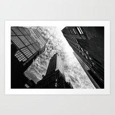 Metropolis - New York City Art Print