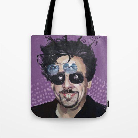 Tim Burton Tote Bag