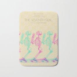 The Seventh Seal Bath Mat