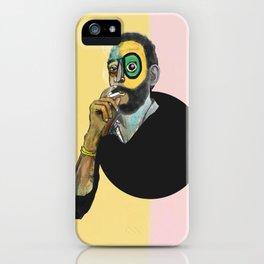 marv iPhone Case