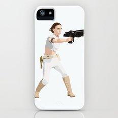 Padme of Star Wars iPhone (5, 5s) Slim Case