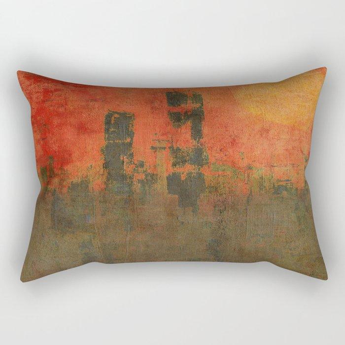 Mirage Rectangular Pillow