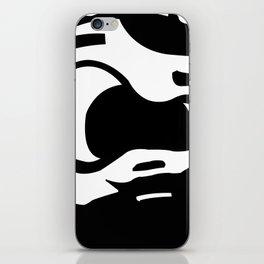 El Barbon iPhone Skin