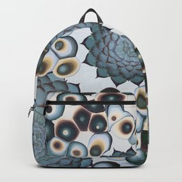Ombre Succulents Backpack