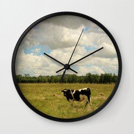 A Little Bit Country Wall Clock