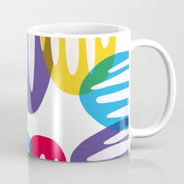 Tropical Leaves 2 Coffee Mug