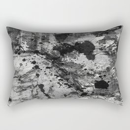 Lost In Contrast Rectangular Pillow