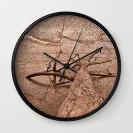 Armageddon Bay Wall Clock