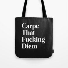 Carpe Tote Bag