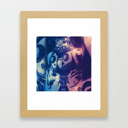 Bumblebee The Movie Poster Fan Art Framed Art Print