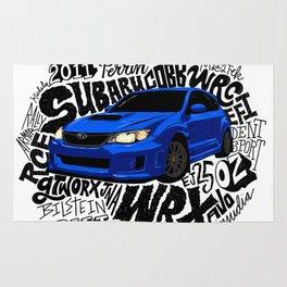 WRX Rug