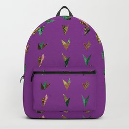 Origami A (purple) Backpack