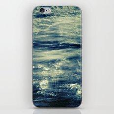 impressions of the sea iPhone & iPod Skin