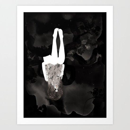 Nocturne#3 Art Print