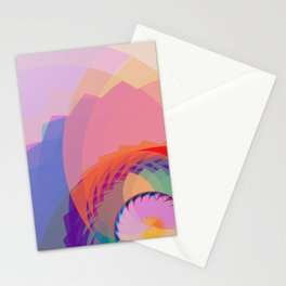 Spiral Stationery Cards