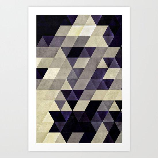 sykyk Art Print