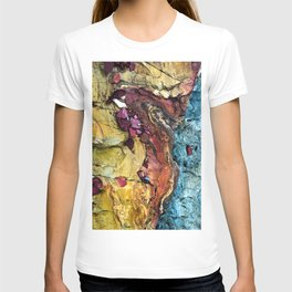 Colorful Nature : Texture T-shirt