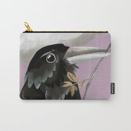 Raven Totem: The Wisdom Carry-All Pouch