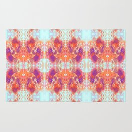 Kaleidoscopic Beetles Rug