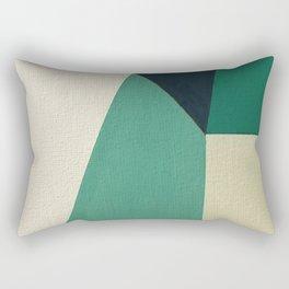 Back to Sail 1 Rectangular Pillow